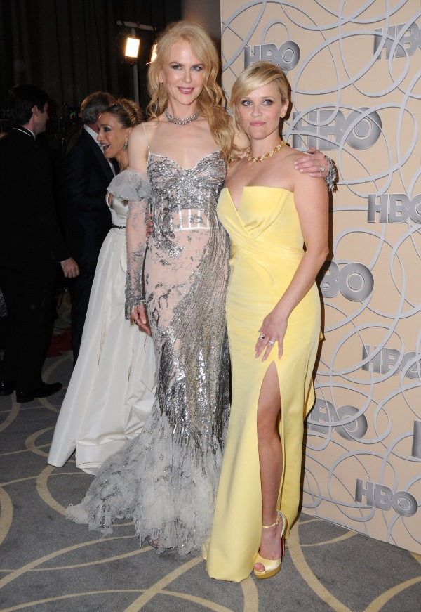 Nicole Kidman & Reese Witherspoon
